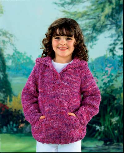 Hooded Sweater Knitting Pattern Buy Instantly Online 195