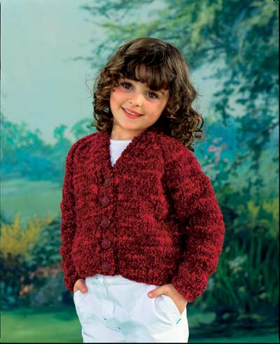 73d6a9564 Children s V-Neck And Round Neck Raglan Cardigans - (Reference  5013).  Pattern Reference  5013