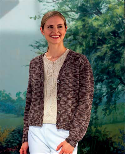 KNITTING PATTERNS LADIES TOPS - FREE PATTERNS