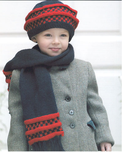 Tam O Shanter Knitting Pattern. Buy instantly online ?1.95