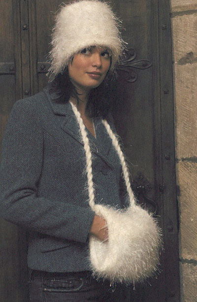 Hat And Muff Knitting Pattern Buy Instantly Online 195