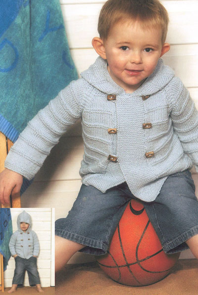 Knitting Pattern For Toddler Duffle Coat : Childs Duffle Jacket Knitting Pattern. Buy instantly ...