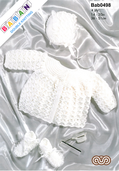 4 Ply Baby Knitting Patterns | Just Knitting Around