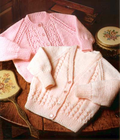 p644 Knitting Baby Patterns