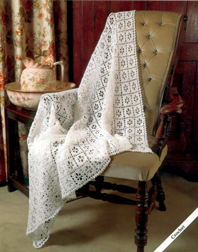 Free Vintage Crochet Baby Shawl Patterns ~ Traitoro for .