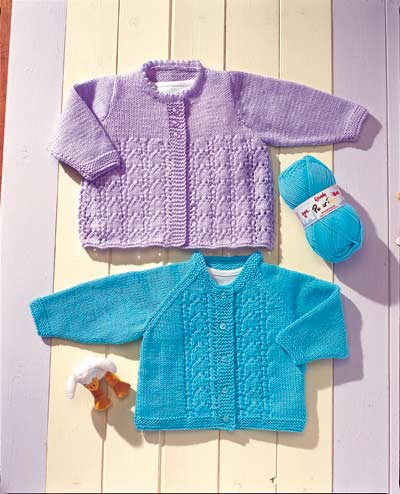 Free Knitting Patterns Baby Matinee Jackets Very Simple Free