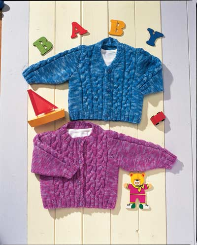 2d1820cda Round And V Neck Cardigans Knitting Pattern. Buy instantly online £1.95