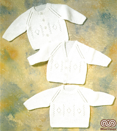 4 PLY BABY KNITTING PATTERN FREE - VERY SIMPLE FREE ...